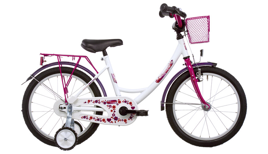 Vermont Girly 16 inch summer kinderfiets